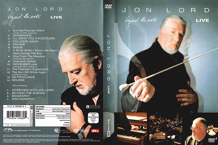 Foto von beyond the notes - live DVD