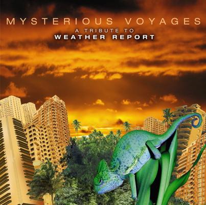 Foto von Various Artist - Mysterious Voyages
