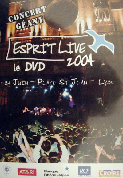 Foto von Esprit Live