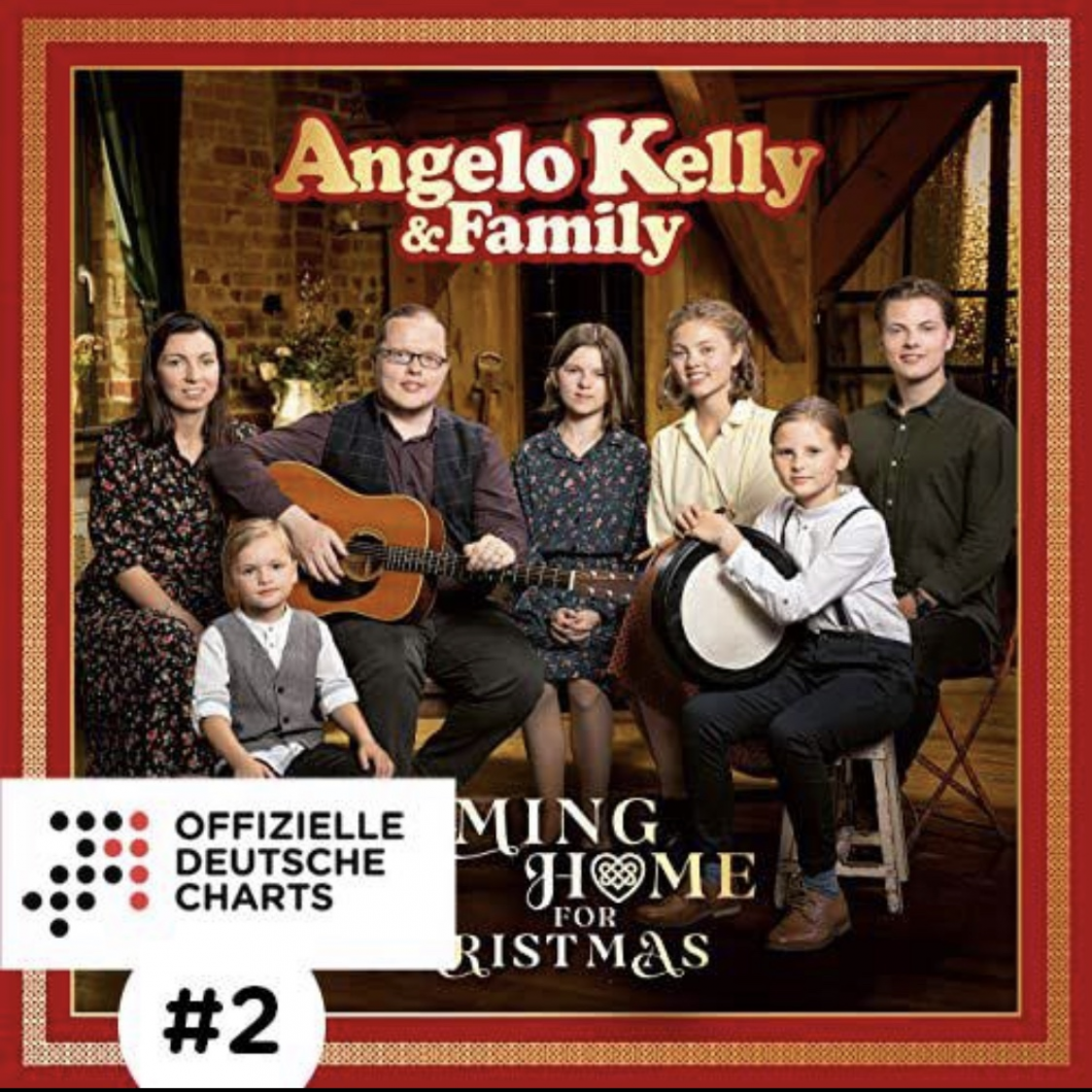 Foto von Angelo Kelly & Family - Coming Home For Christmas